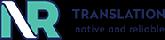 NR Translation logo