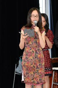 Mengye Han - Spanyol ke Mandarin translator