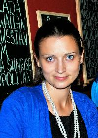 Anastasija Smite - Spanish to Russian translator