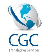 CGC Translation Services logo