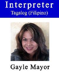gmayor - tagalski > angielski translator