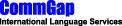 CommGap International Language Services logo