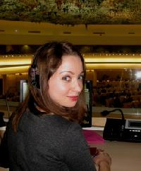 Olga D. - Russian to English translator