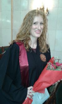 Katerina Lagaria - inglés a griego translator