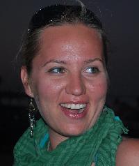 Magdalena Iacob - English a Romanian translator