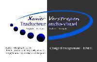 Xavier Verstrepen - italiano a francés translator