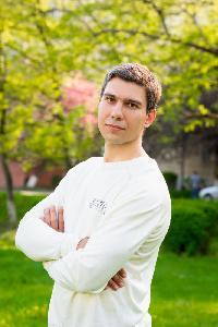 Andriy Yasharov - English to Russian translator