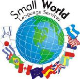 Small World Language Services logo
