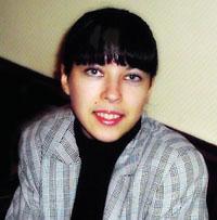 Anastasiya Rusova - italiano al ruso translator