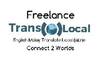 Liza Mohd - English to Malay translator