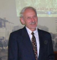 Vaclovas Sigitas Padegimas - English a Lithuanian translator