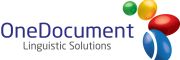 OneDocument Translation Workspace
